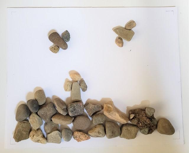 planning your pebble art design