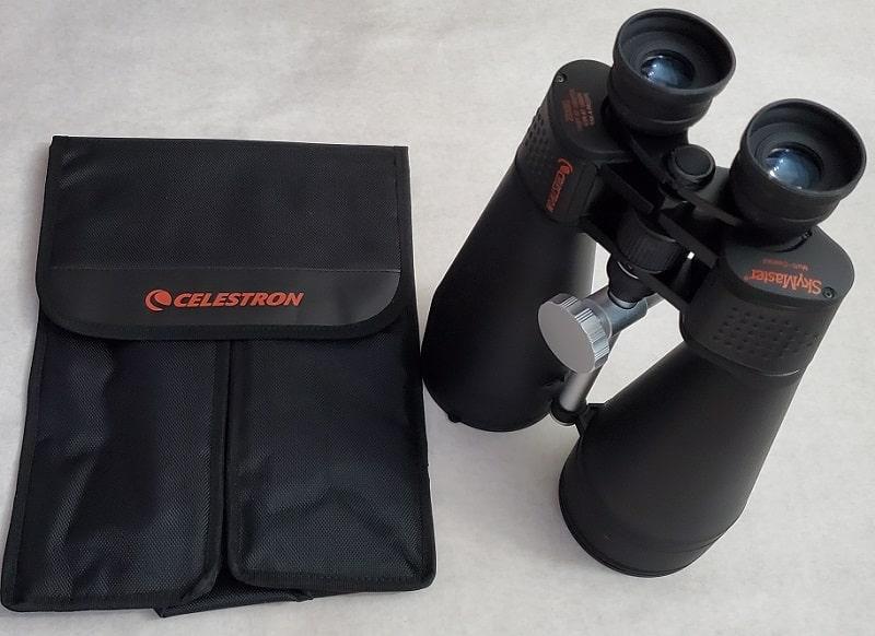 Celestron SkyMaster 20x80 binoculars with case