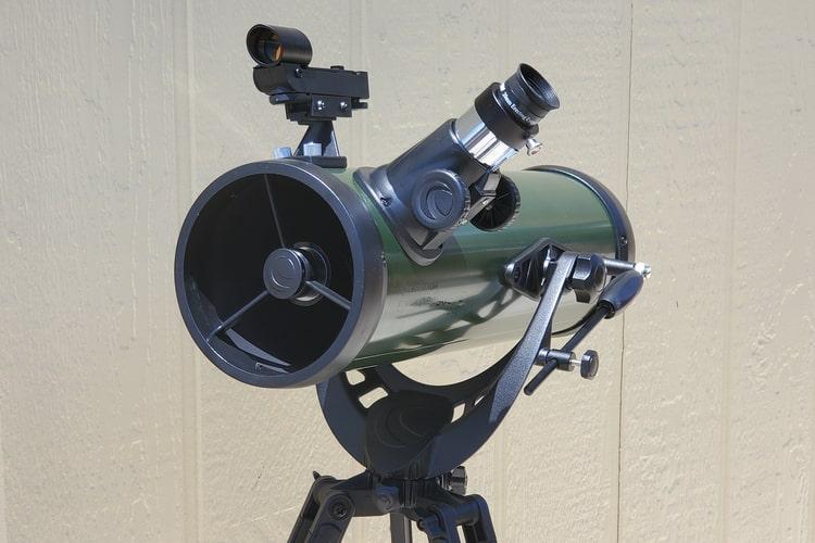 Celestron ExploraScope 114AZ