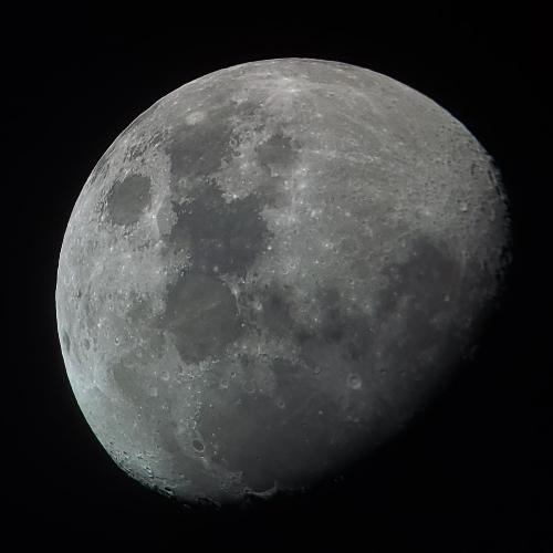 Sky-Watcher Heritage 130 - Moon